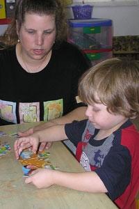 אביזרים וכלים טיפוליים, המשמשים בטיפולי ריפוי בעיסוק התפתחותי