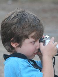 טיפול בעזרת צילום ילדים